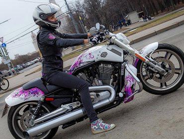 Аэрография Harley Davidson
